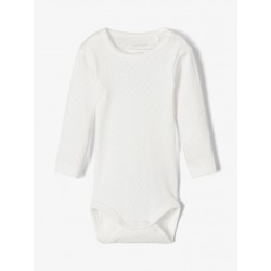 NAME IT BABY/MINI L/S BODY