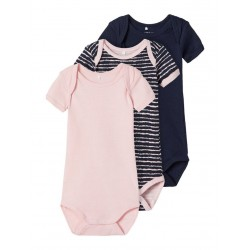 NAME IT BABY 3-PACK S/S...