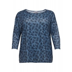 ONLY CARMAKOMA ALBA 3/4 TOP