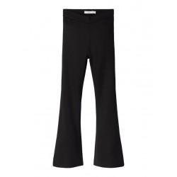 NAME IT BOOTCUT PANTS - BLACK