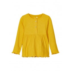 NAM IT MINI KUIT L/S TOP -...