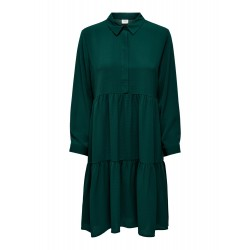 JDY PIPER L/S SHIRT DRESS-...