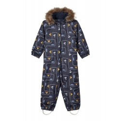 "NAME IT MINI ""CAR"" SNOWSUIT..."