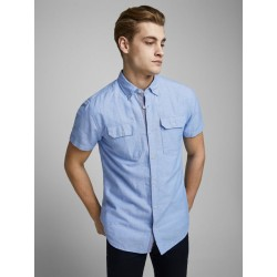 JACK & JONES FRED SHIRT S/S...