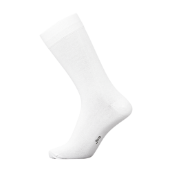 JBS SOCKS- WHITE