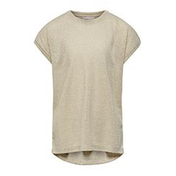 KIDS ONLY SILVERY S/S TOP