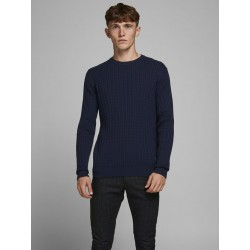 JACK & JONES CABLE KNIT...