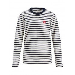 JACK & JONES JUNIOR L/S TEE...
