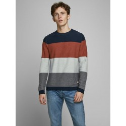 JACK & JONES FLAME KNIT...