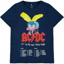 NAME IT ACDC SS T-SHIRT -...