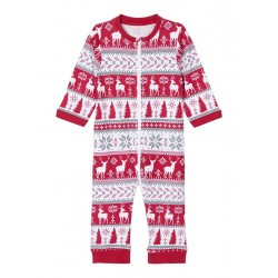 NAME IT BABY CHRISTMAS SUIT...