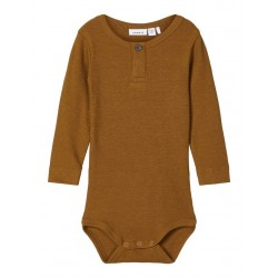 NAME IT NOBLE L/S BODY -...