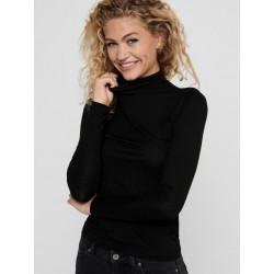ONLY L/S ROLLNECK TOP