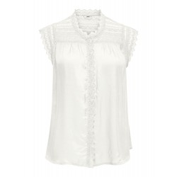 ONLY FLOELLA SS LACE TOP