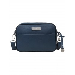 ROSEMUNDE BAG NAVY/SILVER