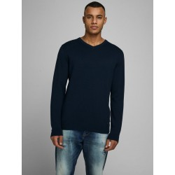 JACK & JONES BASIC V-NECK -...