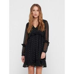 JDY SHIMMER 7/8 DRESS