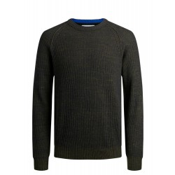 JACK & JONES CREW NECK KNIT...