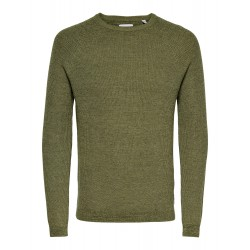 ONLY & SONS DENNIS CREW NECK