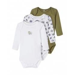 NAME IT BABY 3-PACK L/S...
