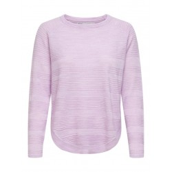 ONLY CAVIAR L/S PULLOVER...