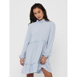 JDY KIRA L/S SHORT DRESS -...
