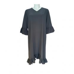 NO. 1 BY OX RUFFLE DRESS