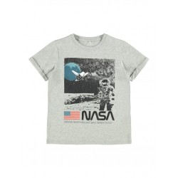 NAME IT KIDS NASA S/S TOP