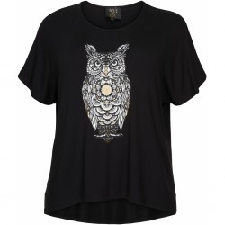 NO. 1 BY OX OWL S/S T-SHIRT