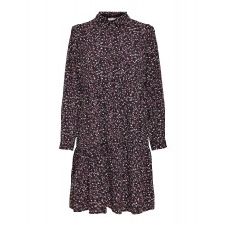 JDY PIPER L/S SHIRT DRESS -...