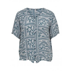 ONLY CARMAKOMA SUPER S/S SHIRT