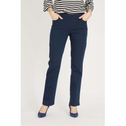 LauRie VIOLET RELAXED PANTS