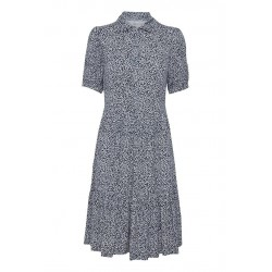FRANSA COLLAR DRESS
