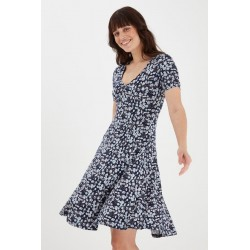 FRANSA DOT DRESS