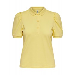 ONLY JANET SHORT POLO TOP