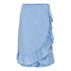 ONLY MONZOOM WRAP SKIRT