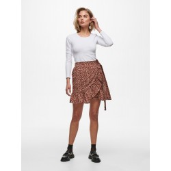 ONLY OLIVIA WRAP SKIRT
