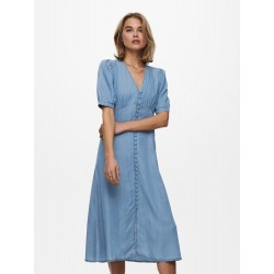 ONLY DAISY DENIM DRESS