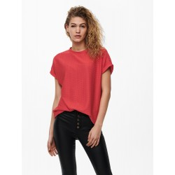 ONLY LIDA O-NECK TOP