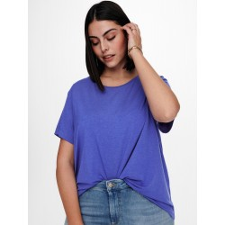 ONLY CARMAKOMA S/S TOP