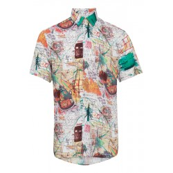 CASUAL FRIDAY AFRICA SHIRT