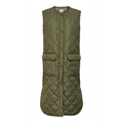 ONLY NAYRA LONG QUILT VEST