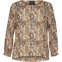 NO. 1 BY OX BLOUSE SMOCK