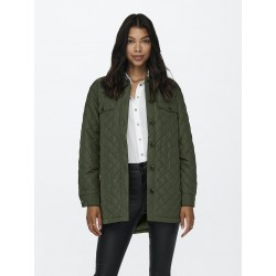 ONLY NAYRA QUILT SHACKET
