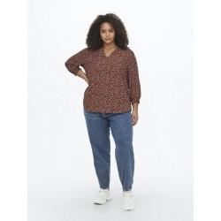 ONLY CARMAKOMA 3/4 TOP