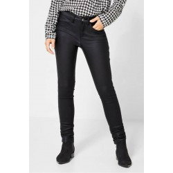STREET ONE COATED JEANS -...