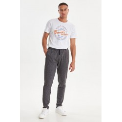 BLEND SWEATPANTS MED STRETCH