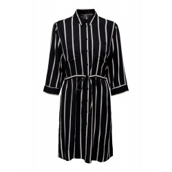 ONLY TAMARI 3/4 SHIRT DRESS...