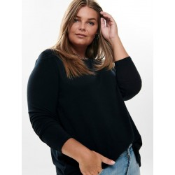 ONLY CARMAKOMA WRAP TOP