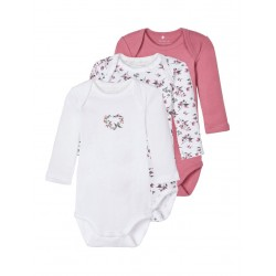 NAME IT BABY BODY 3-PACK...